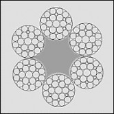 Linystalowe,d�wigowe6x25F-SFC(DRULIFT6/25)
