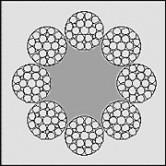 Linystalowe,d�wigowe8x25F-SFC(DRULIFT8/25)